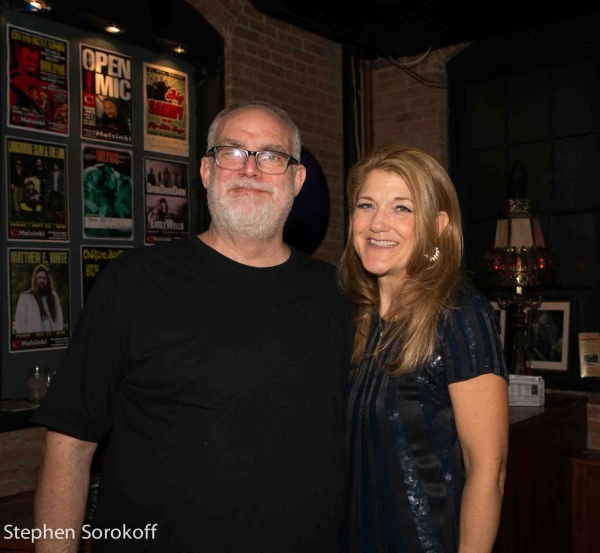 Photo Coverage: Victoria Clark Plays Helsinki Hudson!