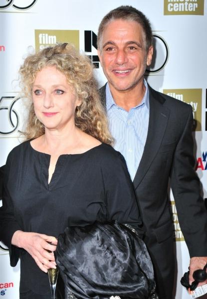 Carol Kane, Tony Danza at Benjamin Walker, Tony Danza Attend LIFE OF PI NY Premiere