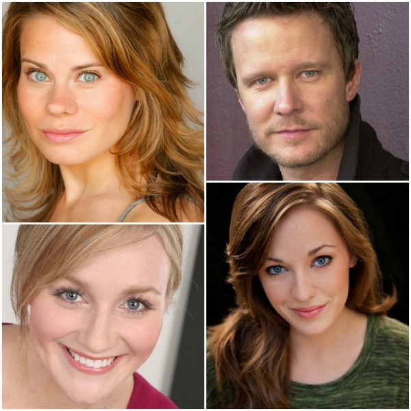 Celia Keenan-Bolger, Laura Osnes, Will Chase and Betsy Wolfe to Perform from Encores! Albums at Barnes & Noble Tonight