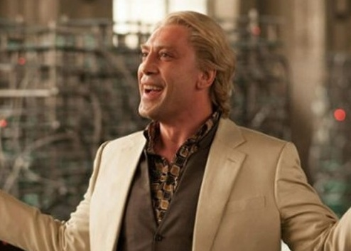 Javier Bardem at First Look at Javier Bardem in SKYFALL