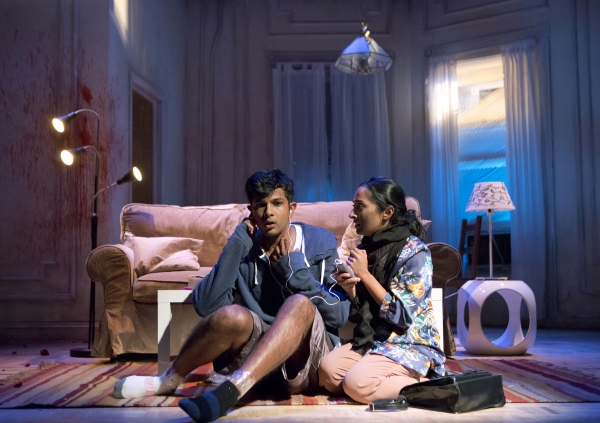 Photo Flash: First Look at Second Stage's MODERN TERRORISM