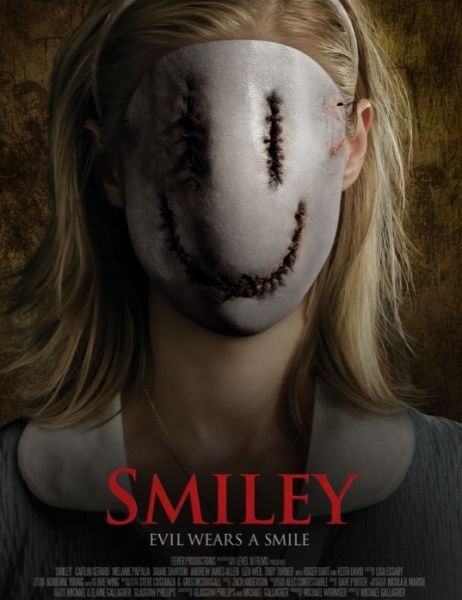 Photo Flash: First Look - Poster Art for Horror Thriller SMILEY