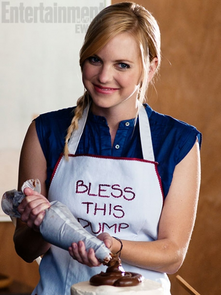 Anna Faris at EW Releases New Photos of MOVIE 43's All-Star Cast