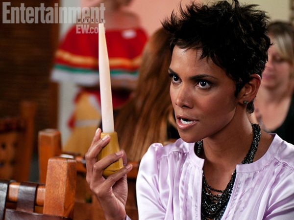 Halle Berry at EW Releases New Photos of MOVIE 43's All-Star Cast