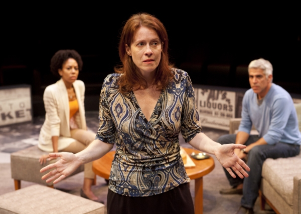 Photo Flash: First Look at Eva Kaminsky, R. Ward Duffy and More in The Old Globe's GOOD PEOPLE