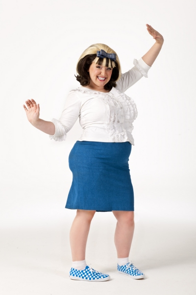 Freya Sutton as Tracy Turnblad