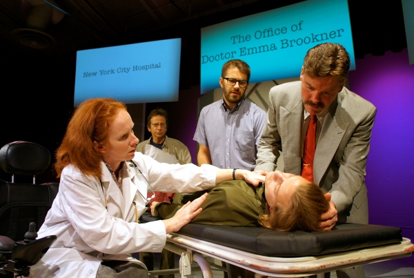 Photo Flash: First Look at Ensemble Theatre's THE NORMAL HEART
