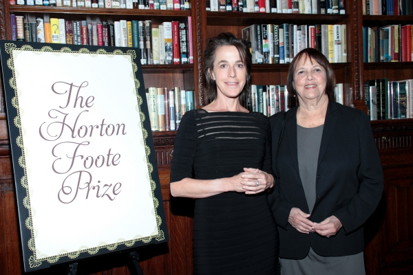 Photo Coverage: Lynn Nottage, Naomi Wallace and More at the 2012 Horton Foote Awards