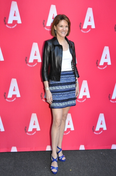 Photo Coverage: Felicity Huffman, F. Murray Abraham, and More at Atlantic Theatre Company's Reopening!