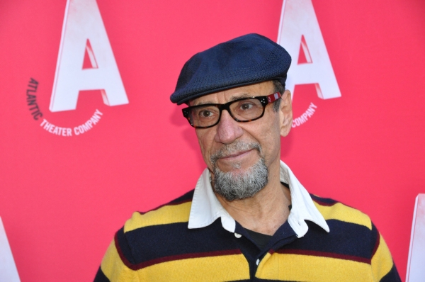 F. Murray Abraham at Felicity Huffman, F. Murray Abraham, and More at Atlantic Theatre Company's Reopening!