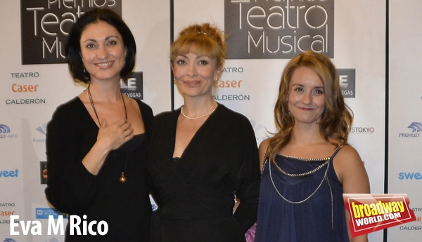 Angels Jiménez, Amparo Saizar y Lourdes Zamalloa