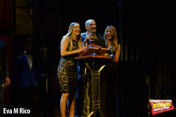 PHOTO FLASH: Gala de los Premios Teatro Musical 2012