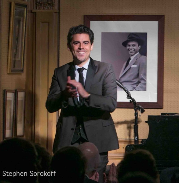 Tony DeSare at The Friars Club Presents REMEMBERING THE OAK ROOM