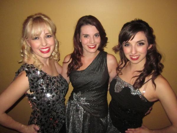 Emily Carlstrom, Jaclyn Kelly and Angeline Mirenda Photo
