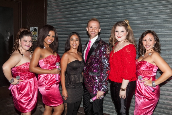 Marissa Rose, Ashanti J Aria, Lea Hubbard, Marty Thomas, Ryann Redmond and Alexa Green