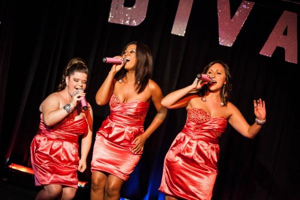 Marissa Rose, Ashanti J Aria and Alexa Green