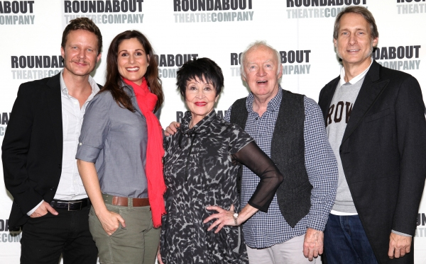 Photos: Stephanie J. Block, Will Chase, Chita Rivera & the Cast of THE MYSTERY OF EDWIN DROOD Meet the Press!