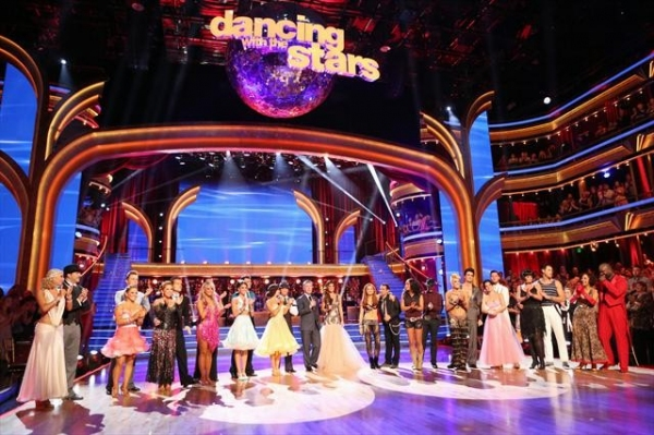 Photo Flash: Shots from Monday Night's DANCING WITH THE STARS!