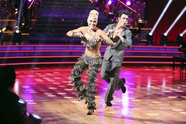 PETA MURGATROYD, GILLES MARINI  at Shots from Monday Night's DANCING WITH THE STARS!