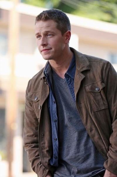 JOSH DALLAS    at First-Look at Upcoming Episode of ONCE UPON A TIME, Airs 10/14