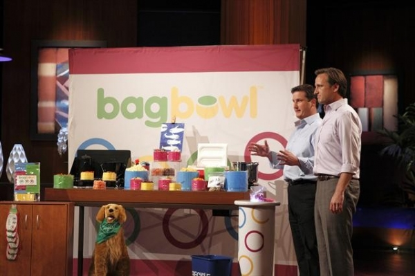 BRIAN FLEMING AND KEVIN FLEMING (BAG BOWL)