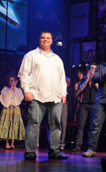 Photo Coverage: ROCK OF AGES Hosts Military Night!