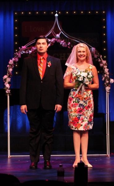 Jerry Lee and Jennifer Malenke
