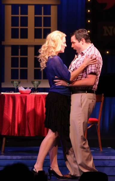 Jennifer Malenke and Jerry Lee at First Look at Michael Dotson, Jennifer Malenke, Melissa WolfKlain and More in I LOVE YOU, YOU'RE PERFECT, NOW CHANGE