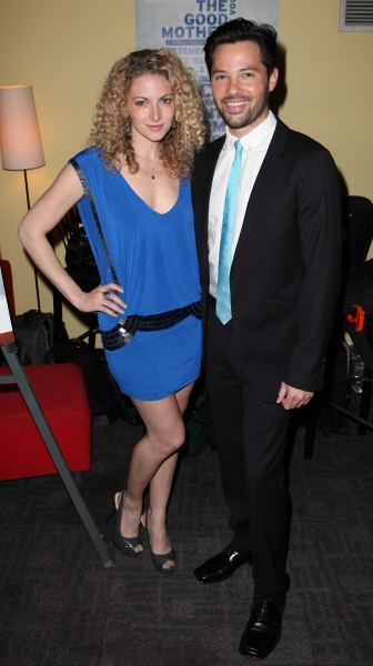 Photo Coverage: MARRY ME A LITTLE's  Opening Night After Party!