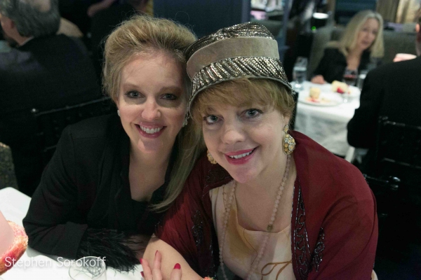 Stacy Sullivan & KT Sullivan at Andrea Marcovicci Brings SMILE to Cafe Carlyle