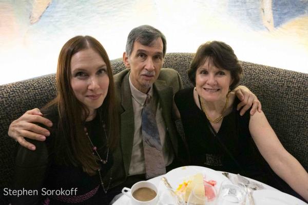 Lauren Fox, Ray Fox, Gene Fox