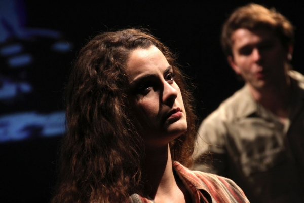 Photo Flash: First Look at Kit Flanagan, Laurence Lau and More in CRT's O BEAUTIFUL