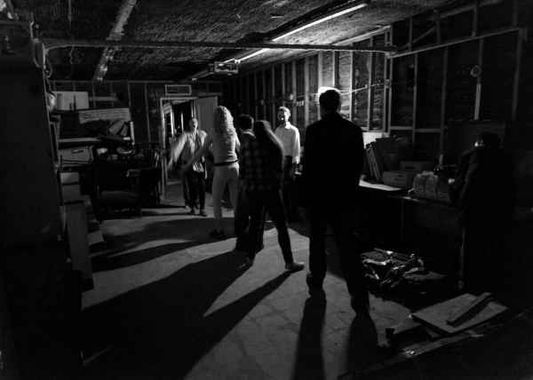 Photo Flash: First Look at AliveWire Theatrics' YOU WILL MAKE A DIFFERENCE