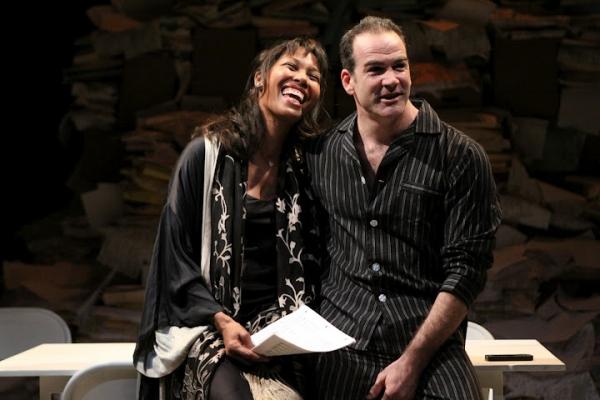 Kim Brockington and Steven Rishard