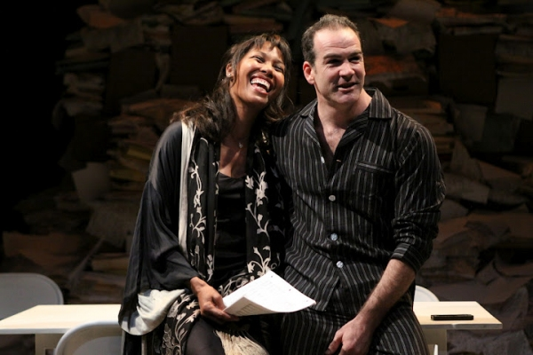 Kim Brockington and Steven Rishard Photo