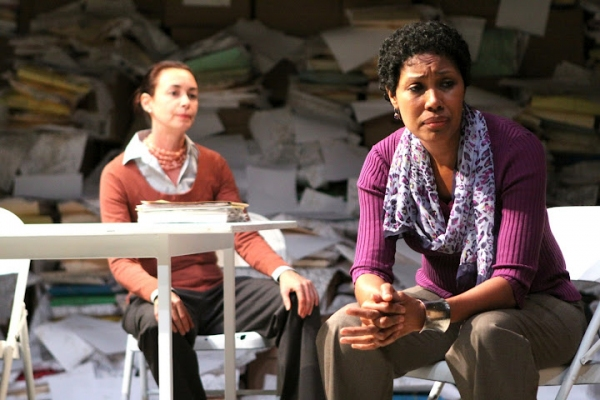 Photo Flash: First Look at Catherine Filloux's LUZ at La MaMa