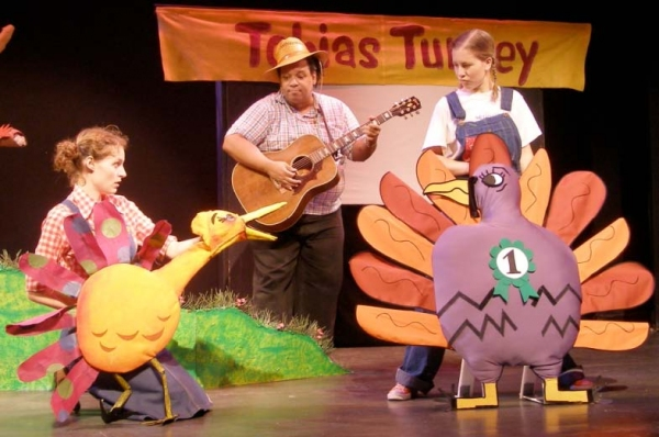Photo Flash: First Look at Shadow Box Theatre's TOBIAS TURKEY