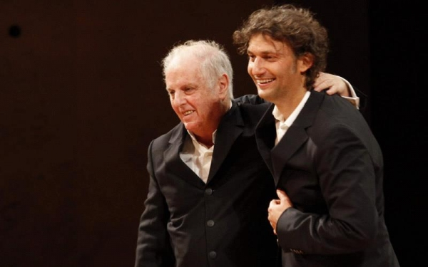 Photo Coverage: Jonas Kaufmann und Daniel Barenboim in der Berliner Philharmonie
