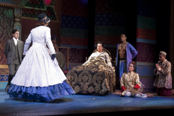 Photo Flash: First Look at Lake Worth Playhouse's THE KING AND I