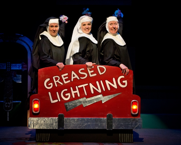 Photo Flash: First Look at Sandra Karas, Maureen Quigley and More in Finger Lakes' NUNSENSE at the Merry-Go-Round Playhouse