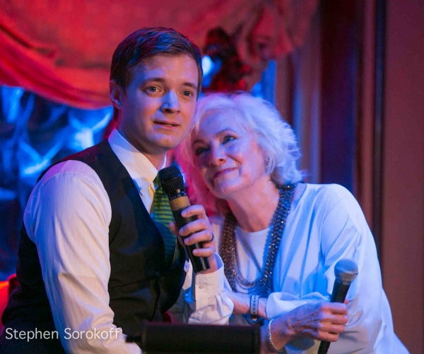Adam Berry and Betty Buckley