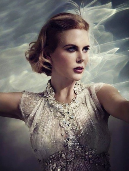 Nicole Kidman at First Look - Nicole Kidman in GRACE OF MONACO