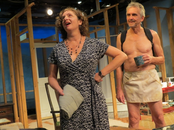Photo Flash: First Look at NJ Rep's ANNAPURNA