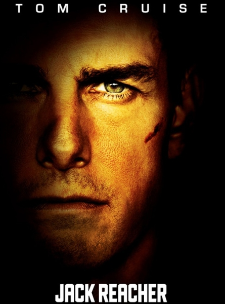 Photo Flash: First Look - Poster Art for Tom Cruise's JACK REACHER