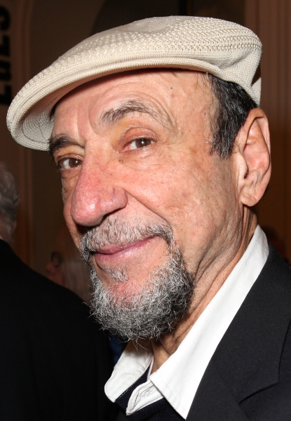 F. Murray Abraham  at Complete Vanessa Redgrave, Liev Schreiber, and More at Revitalized Public Theater Unveiling