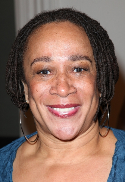 S. Epatha Merkerson  at Complete Vanessa Redgrave, Liev Schreiber, and More at Revitalized Public Theater Unveiling
