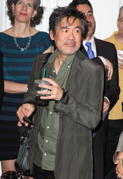 David Henry Hwang at Complete Vanessa Redgrave, Liev Schreiber, and More at Revitalized Public Theater Unveiling