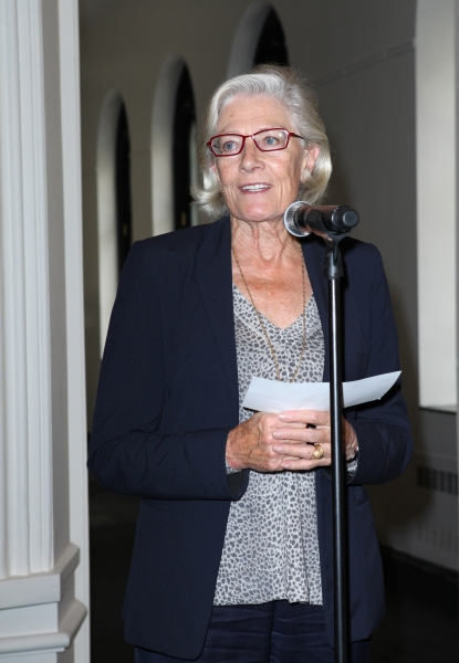Vanessa Redgrave at Complete Vanessa Redgrave, Liev Schreiber, and More at Revitalized Public Theater Unveiling
