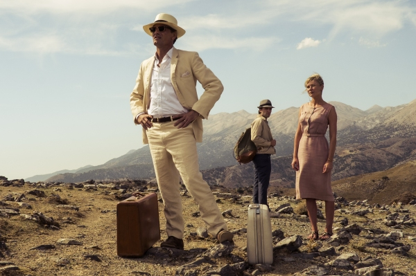 Photo Flash: First Look at TWO FACES OF JANUARY, Starring Viggo Mortensen, Kirsten Dunst