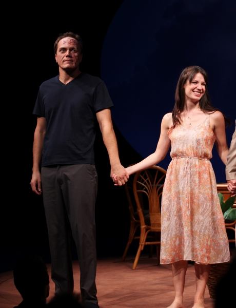 Photo Coverage: GRACE Opening Night Curtain Call